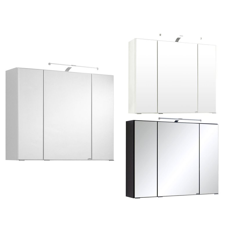 3d spiegelschrank cleo i 139 95 for 3d spiegelschrank