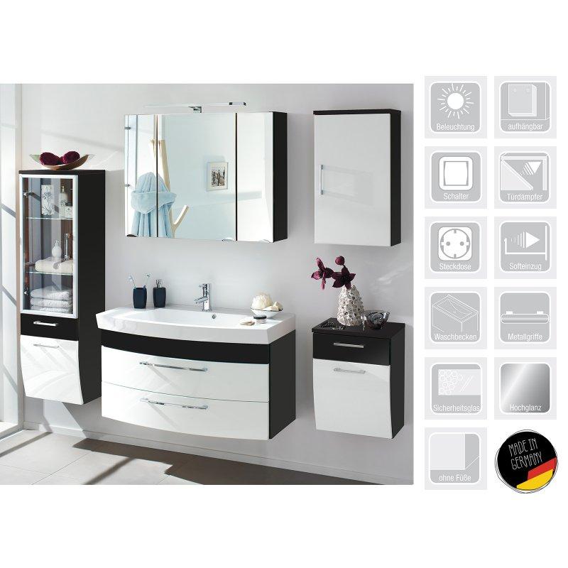 """badezimmer (5-teilig) """"rima xii"""", 1.119,95 €, Badezimmer ideen"""