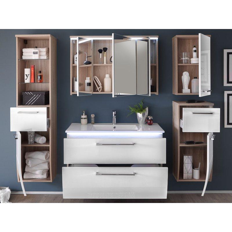 """badezimmer (5-teilig) """"tampa i"""", 849,95 €, Badezimmer ideen"""