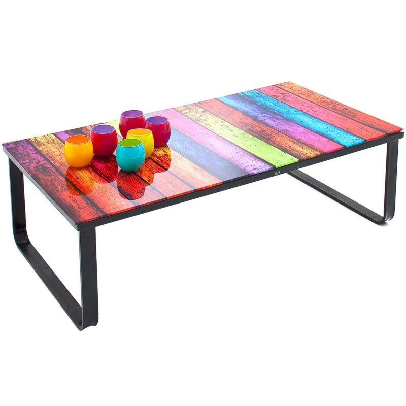 couchtisch rainbow 44 95. Black Bedroom Furniture Sets. Home Design Ideas