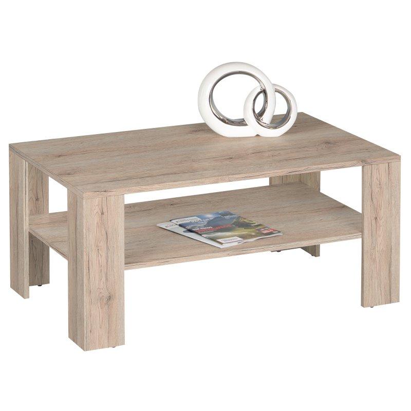 couchtisch randy ii san remo hell 39 95. Black Bedroom Furniture Sets. Home Design Ideas