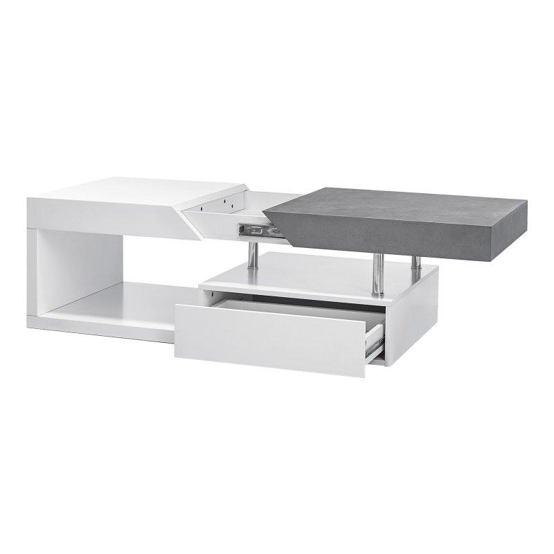 couchtisch mit geheimfach hope ii 279 95. Black Bedroom Furniture Sets. Home Design Ideas