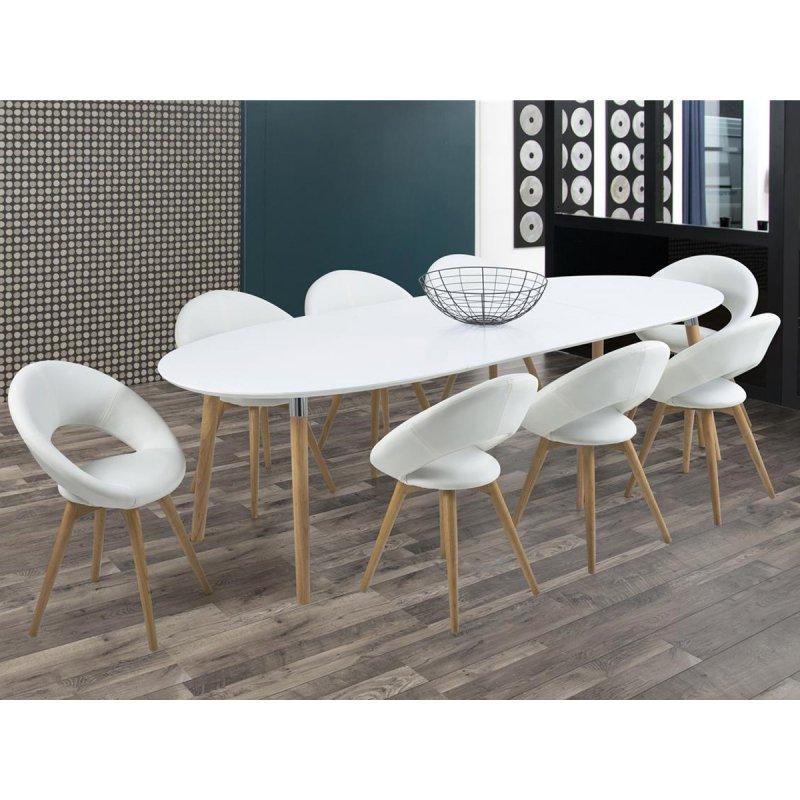 sanviro | schmale esszimmerstühle, Esstisch ideennn