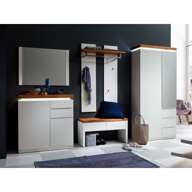 garderobe lisa i. Black Bedroom Furniture Sets. Home Design Ideas