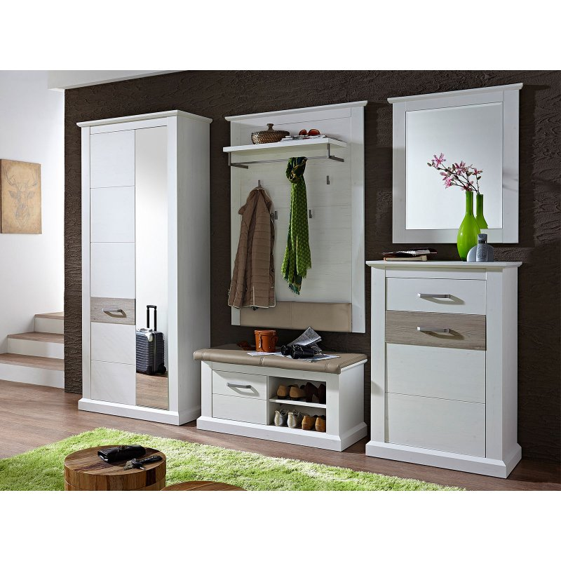 garderobe modena i 849 95. Black Bedroom Furniture Sets. Home Design Ideas