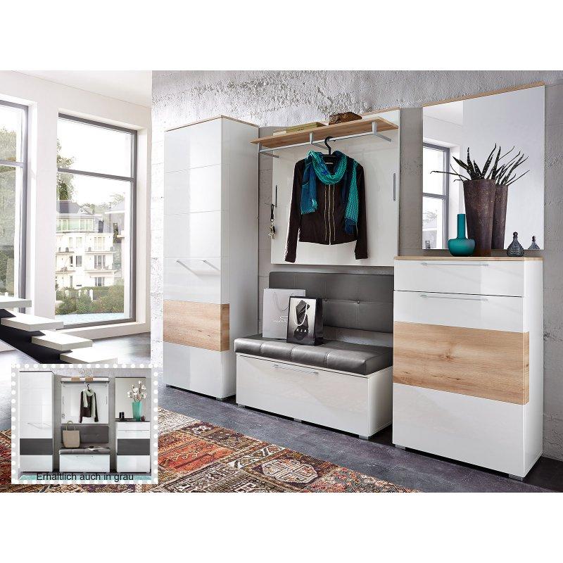 garderobe rouven i 849 95. Black Bedroom Furniture Sets. Home Design Ideas
