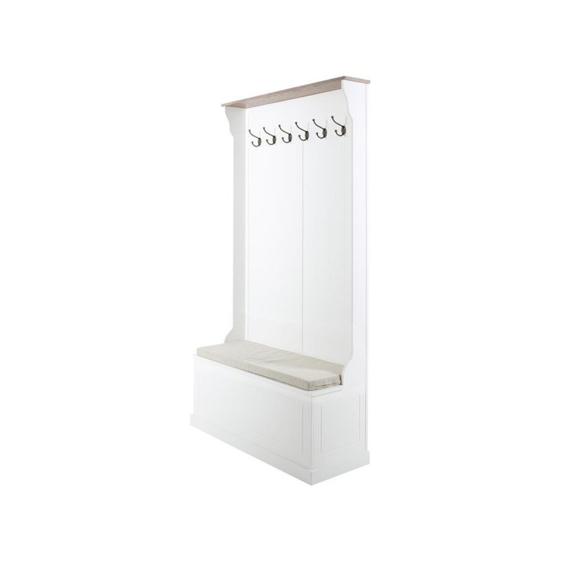 garderobe mit sitzbank alster i 239 95. Black Bedroom Furniture Sets. Home Design Ideas