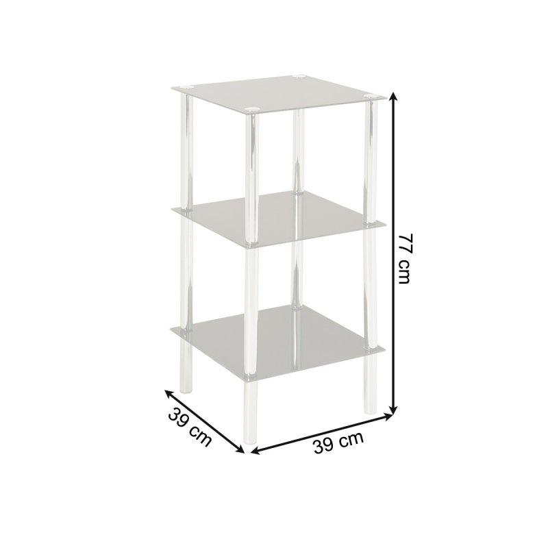 glasregal arne9 59 99. Black Bedroom Furniture Sets. Home Design Ideas