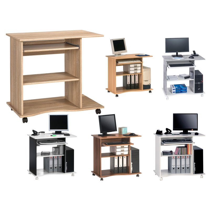 computertisch joy 64 95. Black Bedroom Furniture Sets. Home Design Ideas