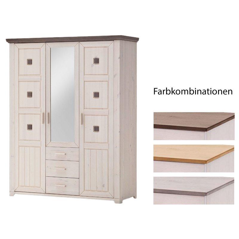 kleiderschrank malm i. Black Bedroom Furniture Sets. Home Design Ideas