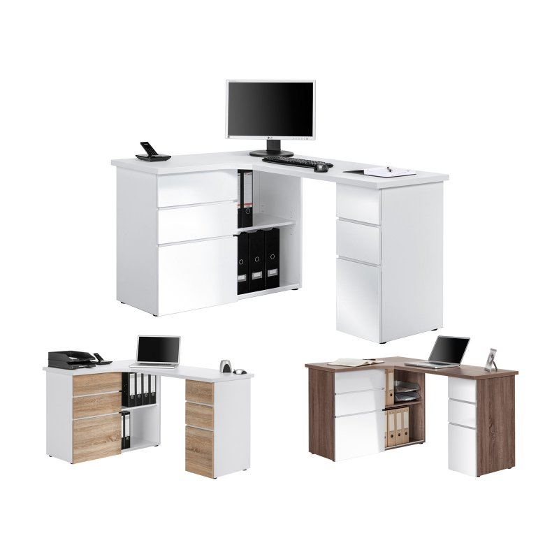 eckschreibtisch ikea inneneinrichtung und m bel. Black Bedroom Furniture Sets. Home Design Ideas