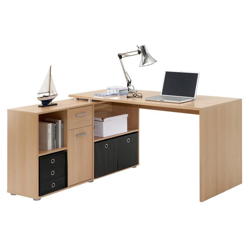 eckschreibtisch beppo 129 00. Black Bedroom Furniture Sets. Home Design Ideas