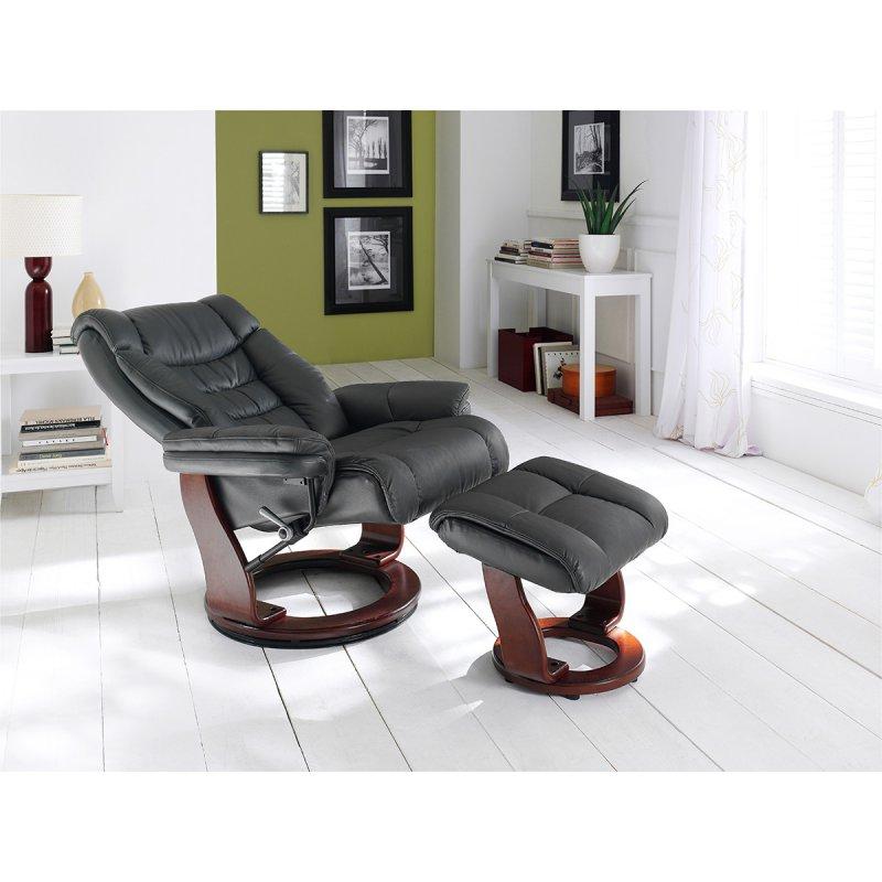 relaxsessel mit hocker toronto 699 95. Black Bedroom Furniture Sets. Home Design Ideas