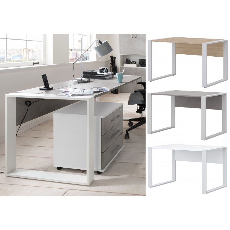 Schreibtisch hamburg for Metallmobel design