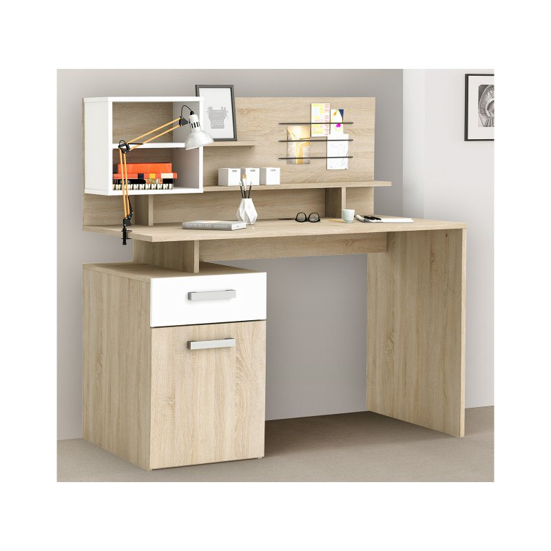 sideboard mit schreibtisch. Black Bedroom Furniture Sets. Home Design Ideas