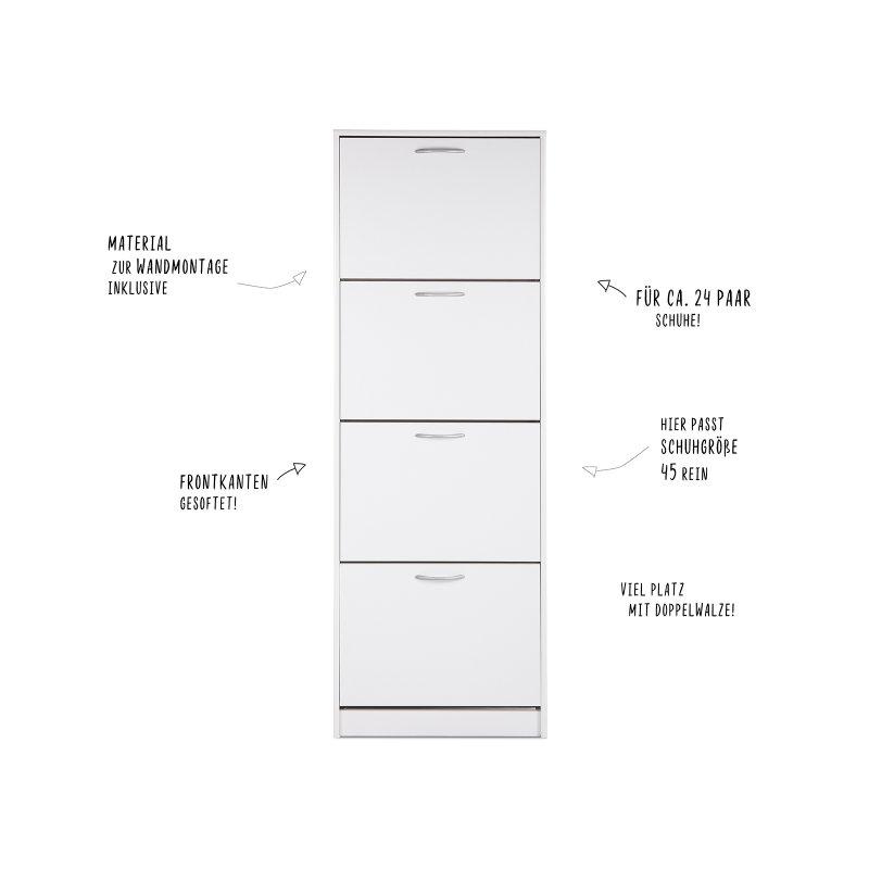 schuhkipper mavin ii wei 69 95. Black Bedroom Furniture Sets. Home Design Ideas