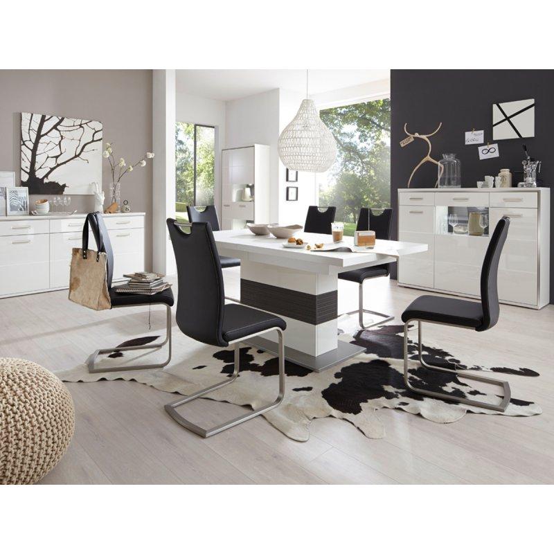 schwingstuhl miafle i 4er set 359 95. Black Bedroom Furniture Sets. Home Design Ideas