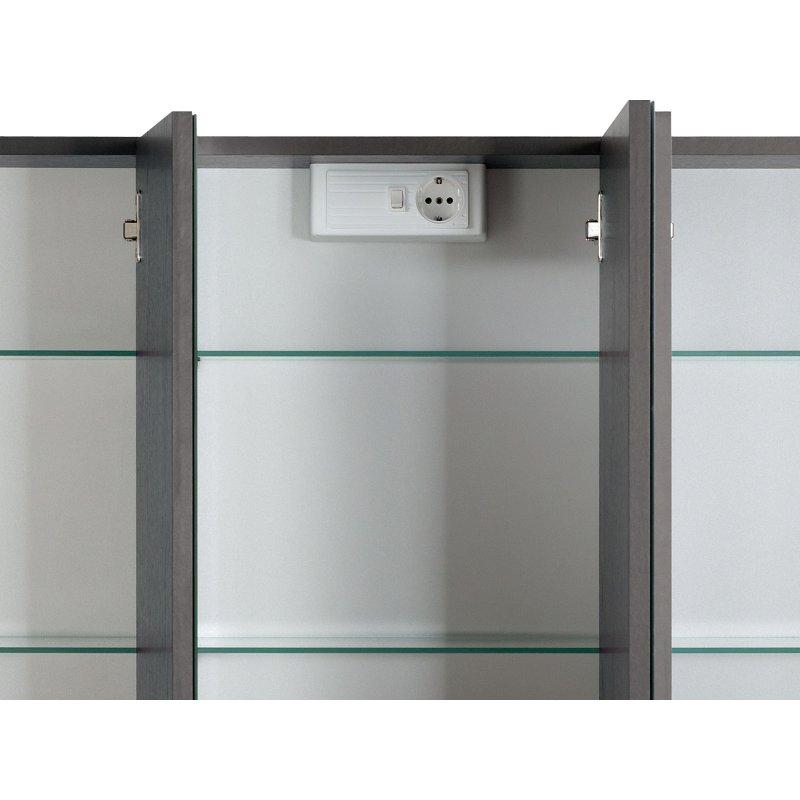 spiegelschrank bologna ii 100 cm 169 95. Black Bedroom Furniture Sets. Home Design Ideas