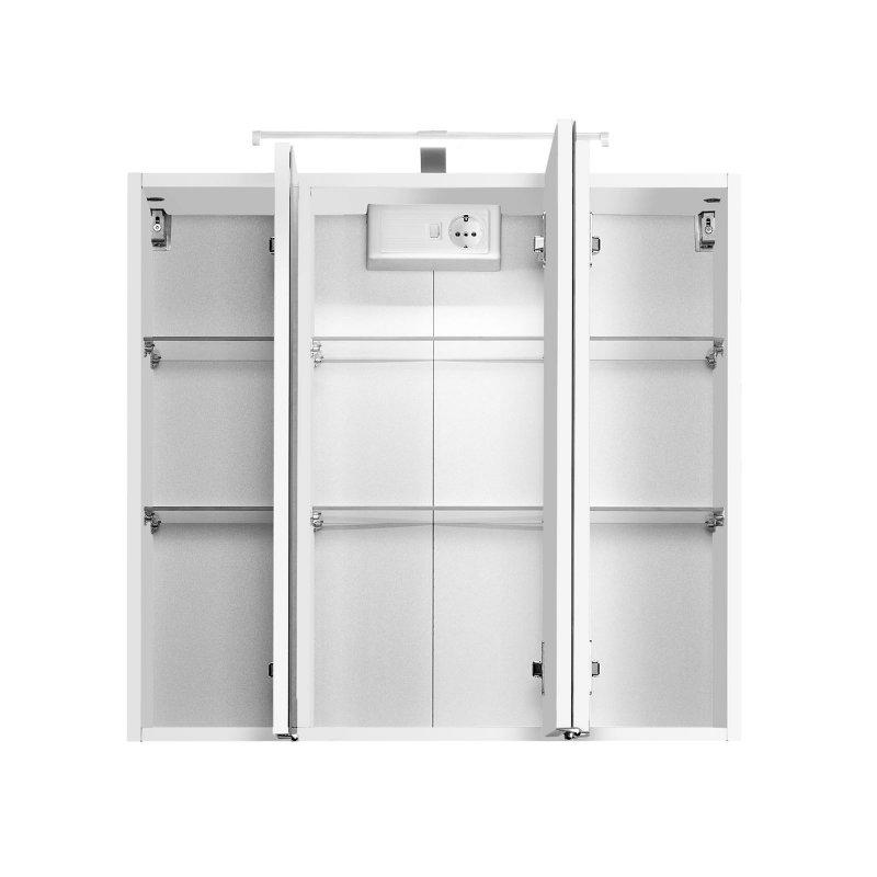 spiegelschrank bologna i 80 cm 149 95. Black Bedroom Furniture Sets. Home Design Ideas