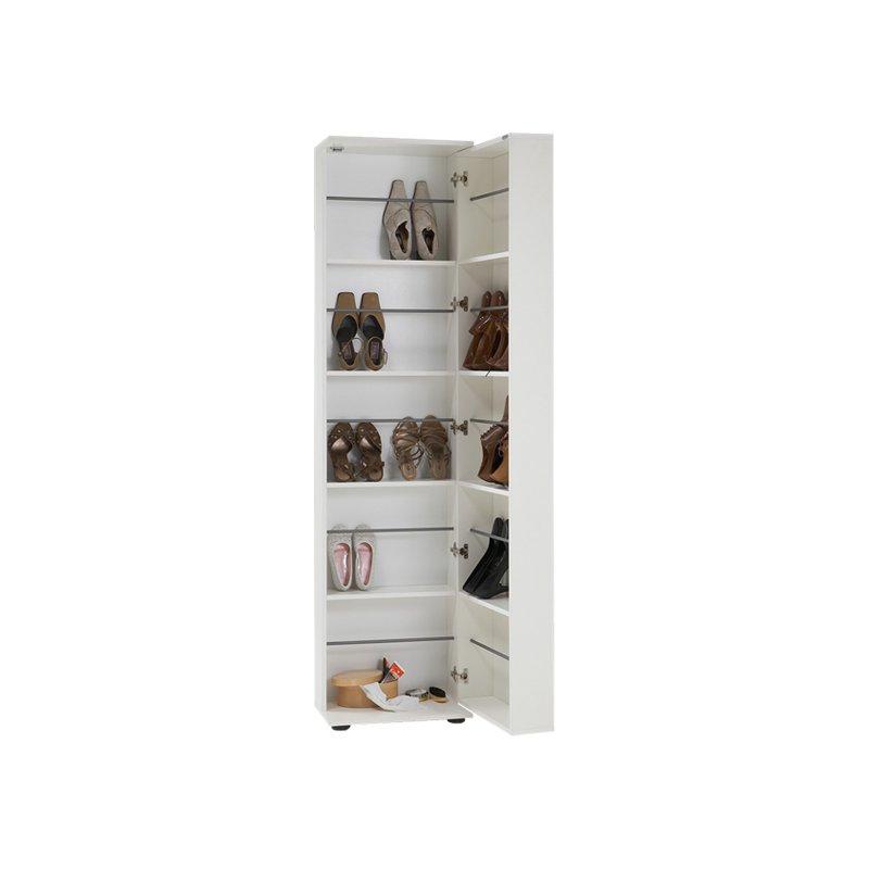 spiegelschuhschrank rimini i 159 95. Black Bedroom Furniture Sets. Home Design Ideas