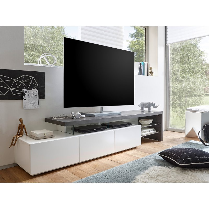 tv lowboard aloa i 289 95. Black Bedroom Furniture Sets. Home Design Ideas