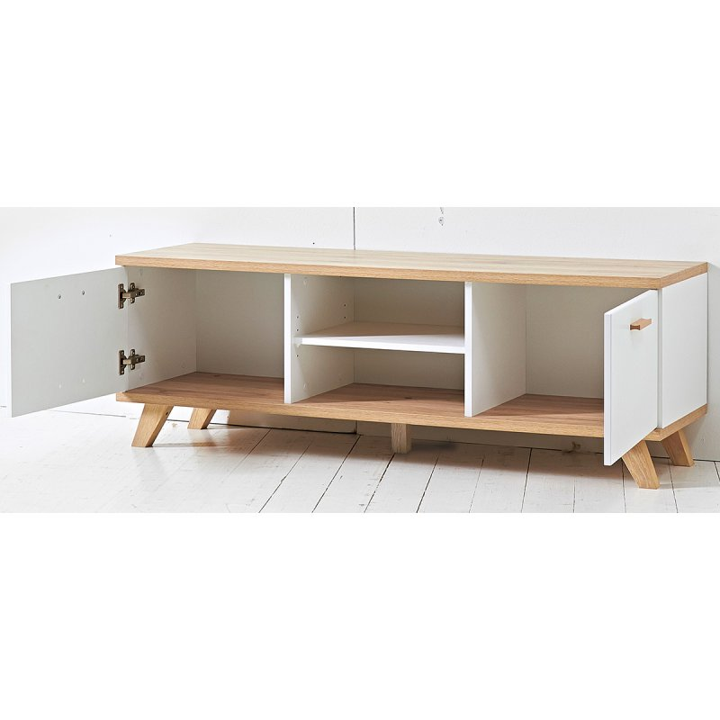 Tv sideboard holz  TV Lowboard