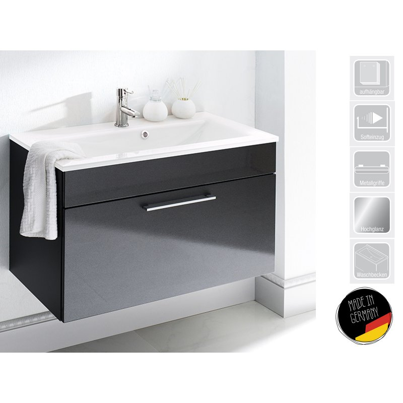 badezimmer 5 teilig heron ii 949 95. Black Bedroom Furniture Sets. Home Design Ideas