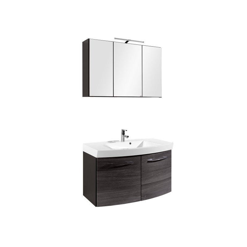waschtisch set graphit ii 499 95. Black Bedroom Furniture Sets. Home Design Ideas