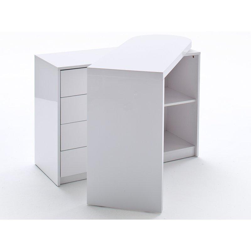 schreibtisch schwenkbarer arbeitsplatte b rozubeh r. Black Bedroom Furniture Sets. Home Design Ideas