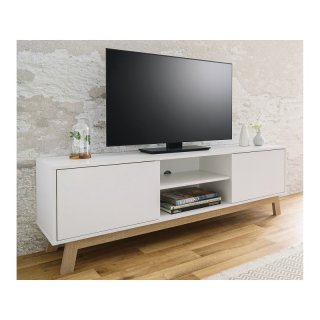 tv lowboard angelina i 134 95. Black Bedroom Furniture Sets. Home Design Ideas